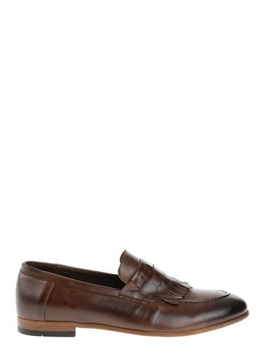 Derigo Loafer Ayakkabı Kahve